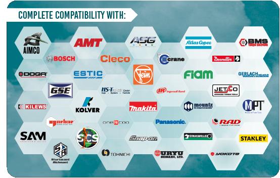 ProSuite Compatible brands